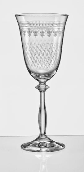 Crystalex Royal Panto mešanica kozarcev za belo vino, 250 ml