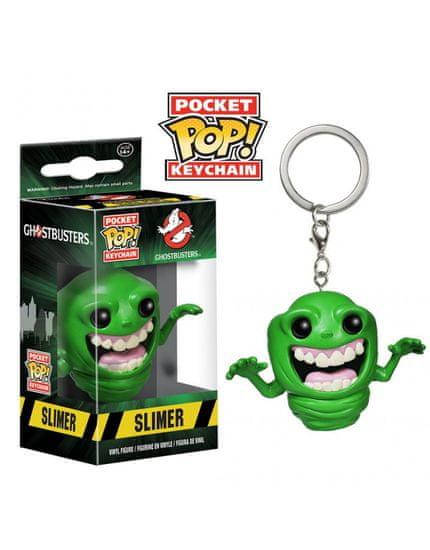 Funko POP! Ghostbusters obesek za ključe, Slimer