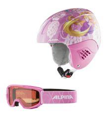Alpina Sports Carat set Disney Rapunzel 48-52