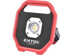 Extol Light Reflektor LED, 1200lm, na baterie