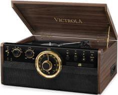 Victrola VTA-270, hnědá