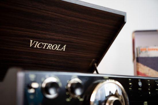 Victrola VTA-270 - rozbaleno