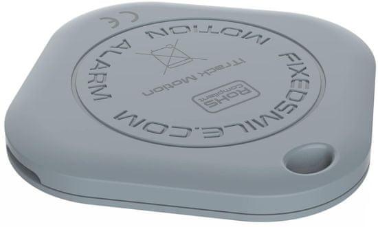 FIXED Smart tracker Smile s motion senzorem, šedý