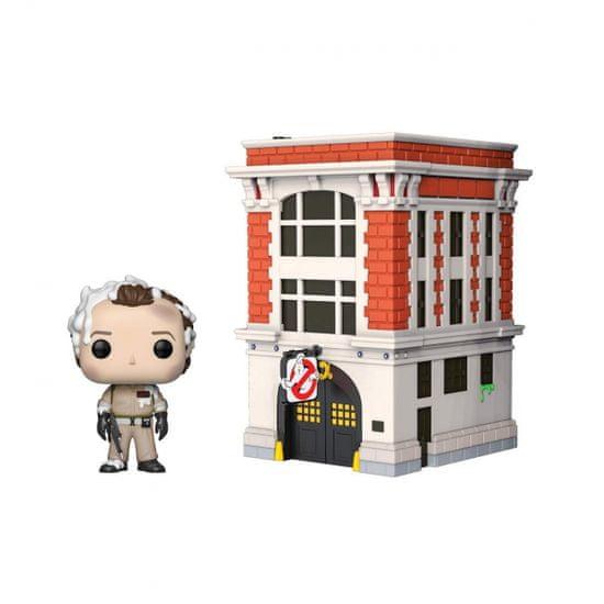 Funko POP! Ghostbusters figura, Dr. Peter Venkman w/House #03
