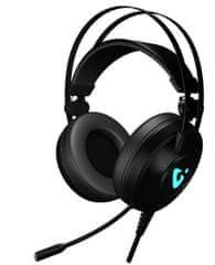 UVI Gear Wrath 7.1 gaming slušalke - Odprta embalaža