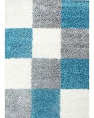 Ayyildiz Kusový koberec Life Shaggy 1501 tyrkys 60x110