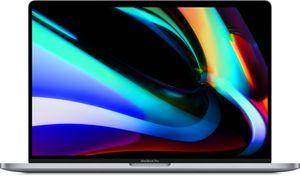 MacBook Pro s 16palcovým retina displejem