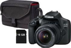 Canon EOS 2000D + 18-55 DC Value Up Kit (2728C054)