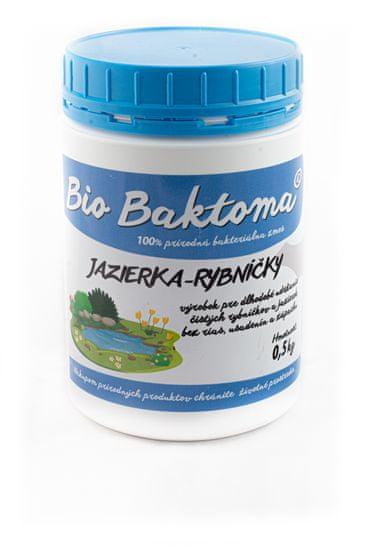 Bio Baktoma Baktérie do jazierka 0,5kg