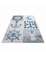 Ayyildiz Detský kusový koberec Kids 510 grey 80x150