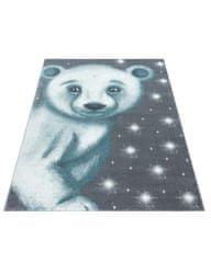 Ayyildiz Detský kusový koberec Bambi 810 blue 160x230