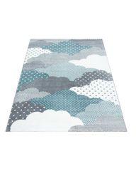 Ayyildiz Detský kusový koberec Bambi 820 blue 80x150