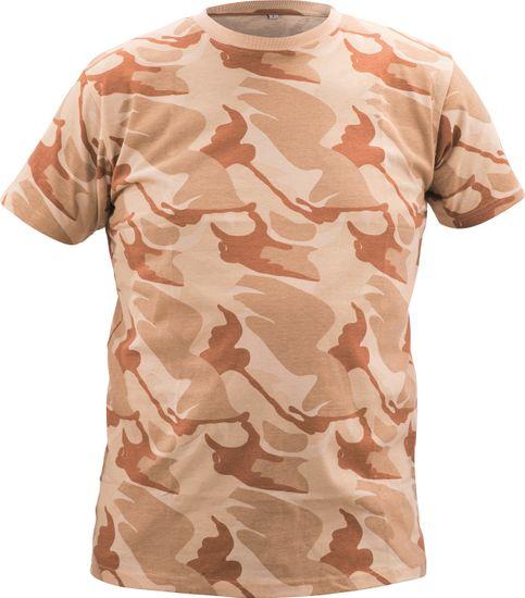 CRV Maskáčové tričko Crambe