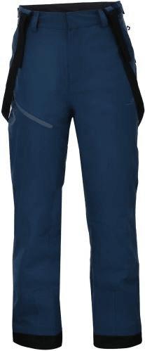 2117 Pánské zimní lyžařské kalhoty 2117 LINGBO modrá XL