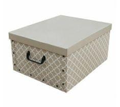 Compactor Madison, skládací úložná krabice, karton box (50 × 40 × 25 cm)