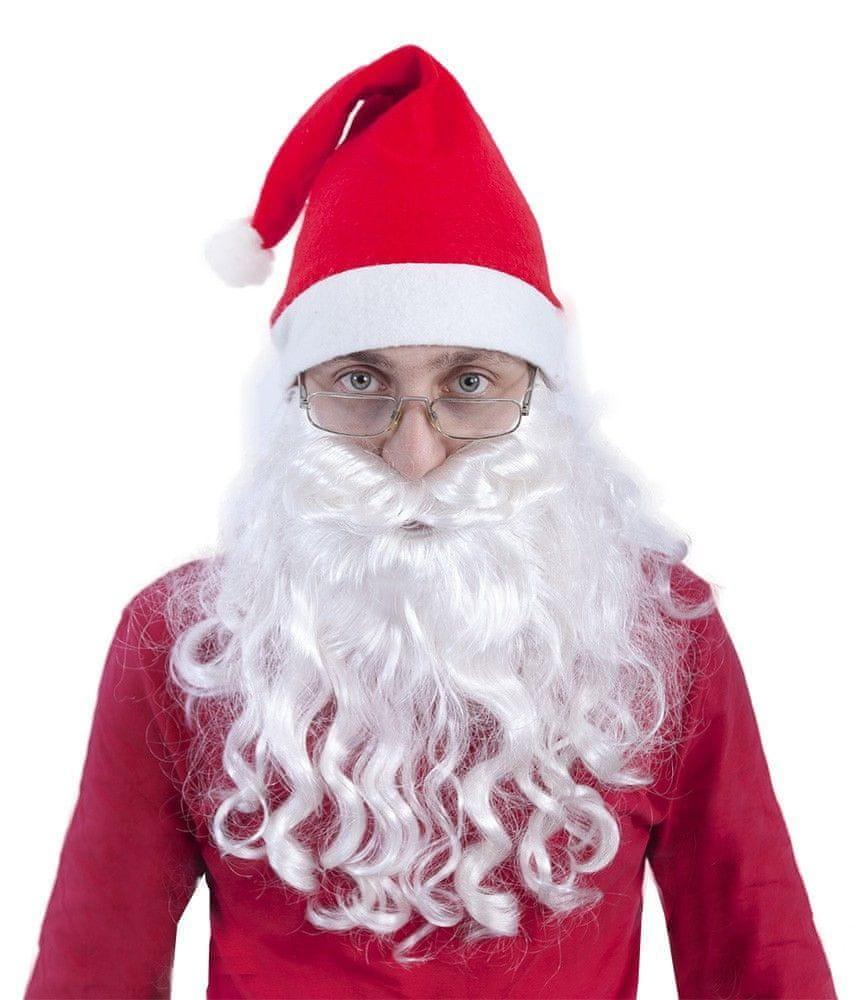 Fúzy Santa Claus - Vianoce