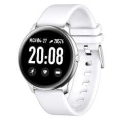 Smartomat Roundband 2 fehér, okosóra (smartwatch)