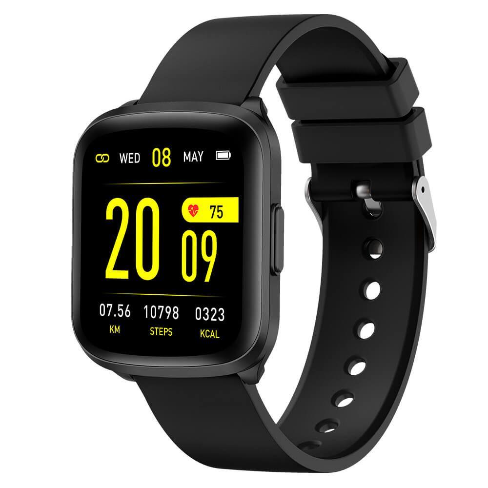 ARMODD Silentwatch 2 - černá, chytré hodinky (smartwatch)