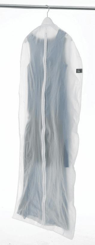 Compactor Pouzdro na obleky a dlouhé šaty MILKY 60 x 137 cm