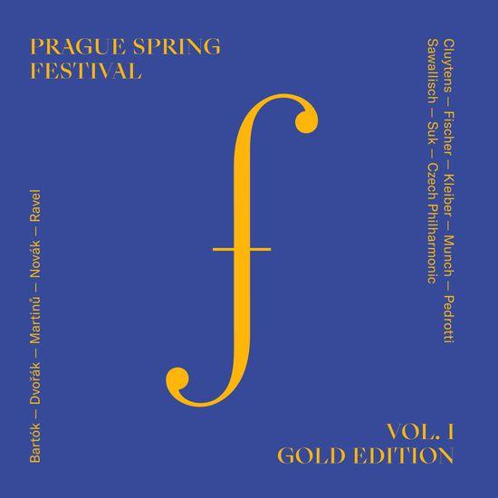 Česká filharmonie: Prague Spring Festival / Pražské jaro - Gold Edition Vol. I (2x CD) - CD