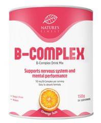 Nature's finest B-Complex Drink Mix napitek, B kompleks, naranča, 150 g