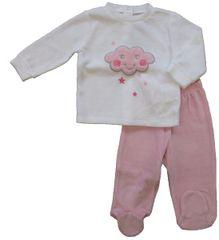 Carodel dívčí pyžamo 56 růžová