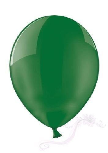 Paris Dekorace Svatební balonky 10 Crystal zelená