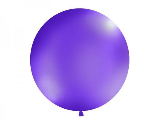 Paris Dekorace Vystřelovací balón levandule