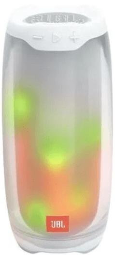 JBL Pulse 4 prenosni Bluetooth zvočnik, bel
