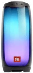 JBL Pulse 4 prenosni Bluetooth zvočnik, črn