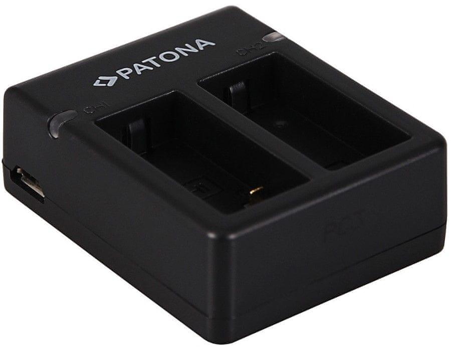 PATONA Nabíječka pro digitální kameru Dual GoPro Hero 3 USB (PT1986)