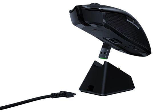 Razer Viper Ultimate brezžična gaming miška + polnilna postaja
