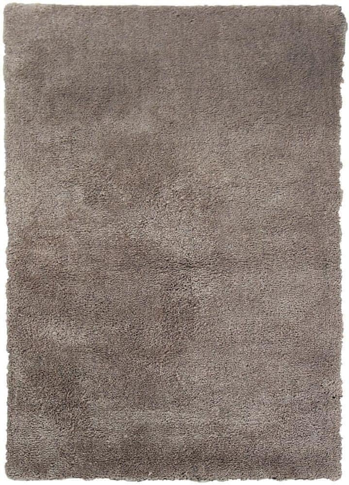 Kusový koberec Lyon taupe 80x150