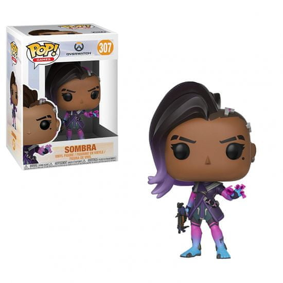 Funko POP! Overwatch figura, Sombra #307