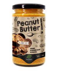 Nature's finest Bio Cookie Peanut Butter arašidovo maslo, piškot, 350 g