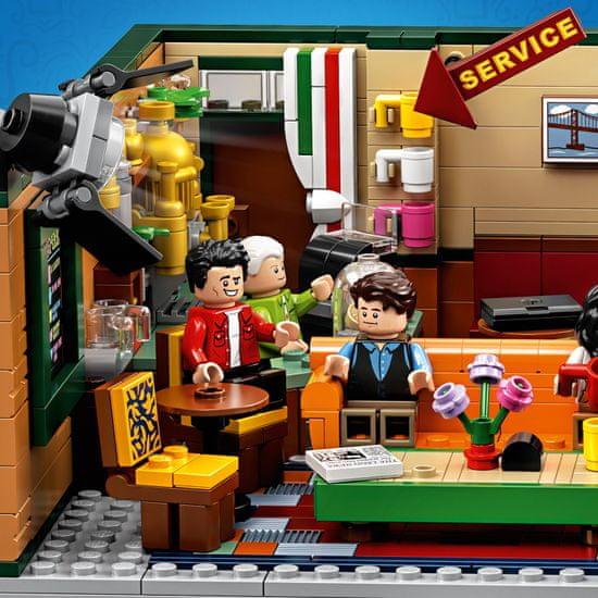 LEGO klocki Ideas 21319 Central Perk
