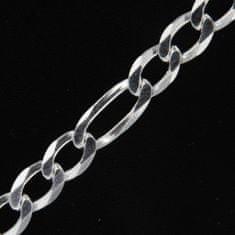 Amiatex Ezüst lánc 16384, 19, 5.7 G