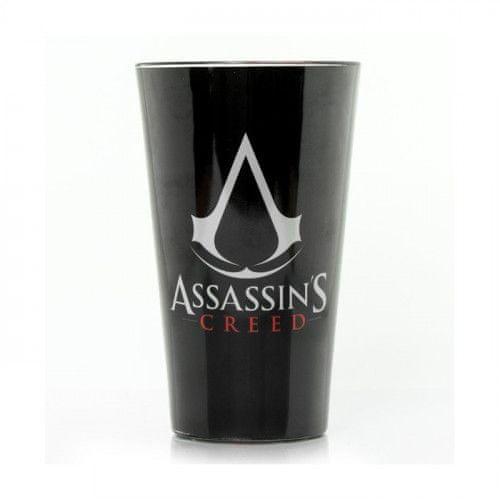 Sklenice Assassins Creed