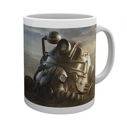 Hrnek Fallout 76 - Svítání
