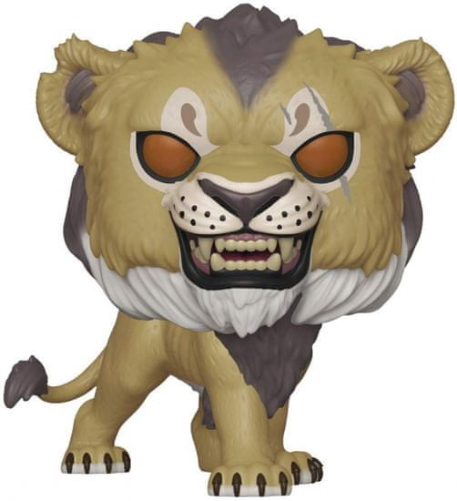 Funko POP! The Lion King figura, Scar #548