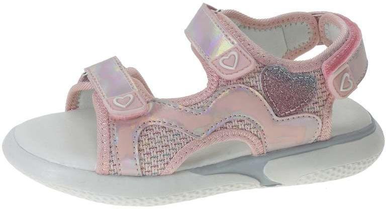 Levně Beppi dívčí sandály 2179020 28 růžová