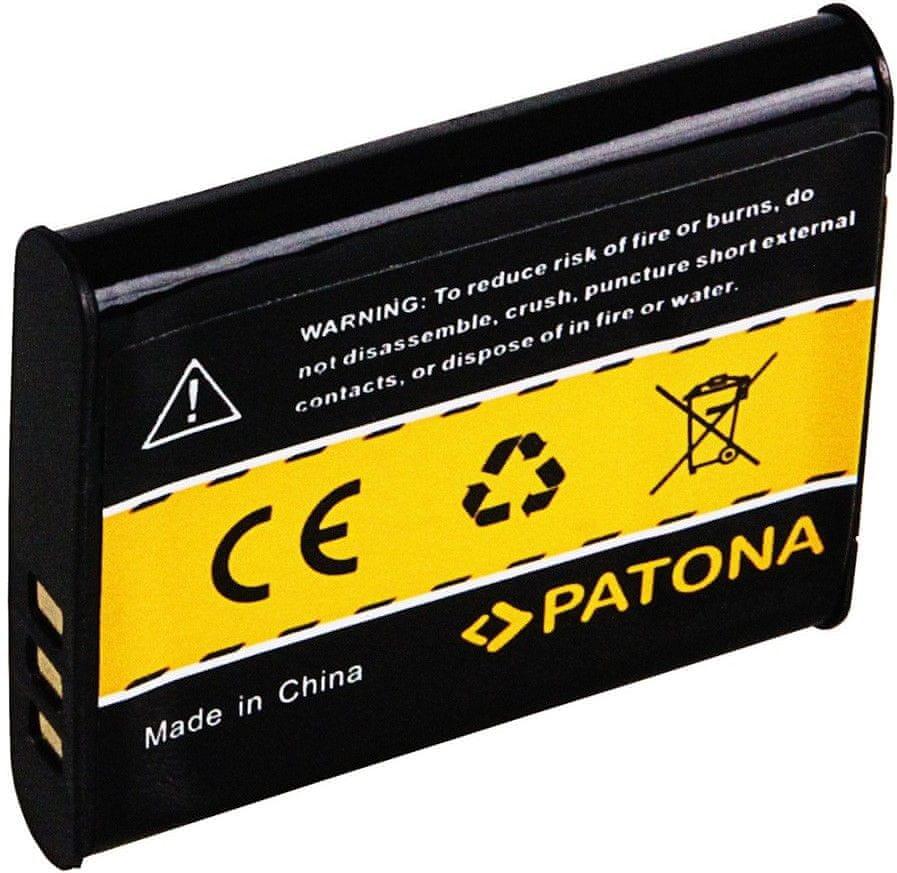 PATONA Baterie pro foto Olympus Li-50B 700mAh (PT1032)