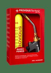 Providus PROVIDUS, Horák,HIpower/2400°C+Kartuša GASEX, BUTAN-PROPILEN+PENTAN-PROPANDIEN,450gr-860