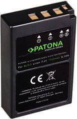 PATONA PATONA baterie pro foto Olympus BLS5 1100mAh Li-Ion Premium (PT1192)