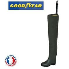 Goodyear Holinky Hip Waders Cuissarde SP Green velikost: 39
