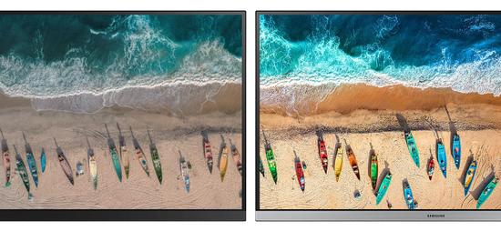 Samsung U28R550UQR IPS UHD monitor (LU28R550UQRXEN)