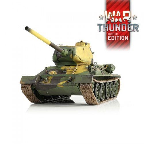 Tank T-34/85 IR 1:24 S KUPONEM 30,-€ DO HRY WAR THUNDER