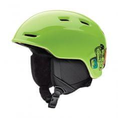 Smith Zoom Junior skijaška kaciga, zelena, 48 - 53 cm