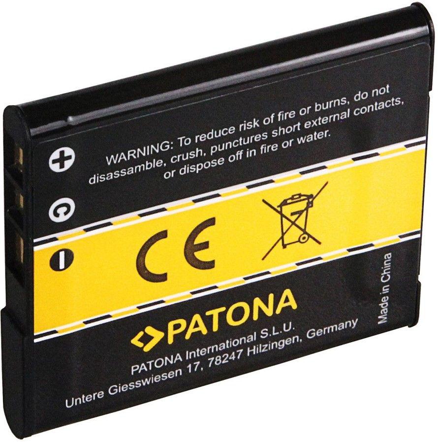 PATONA Baterie pro foto Sony NP-BN1 630mAh (PT1084)