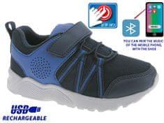 Beppi fiú félcipő 2176100 30, kék